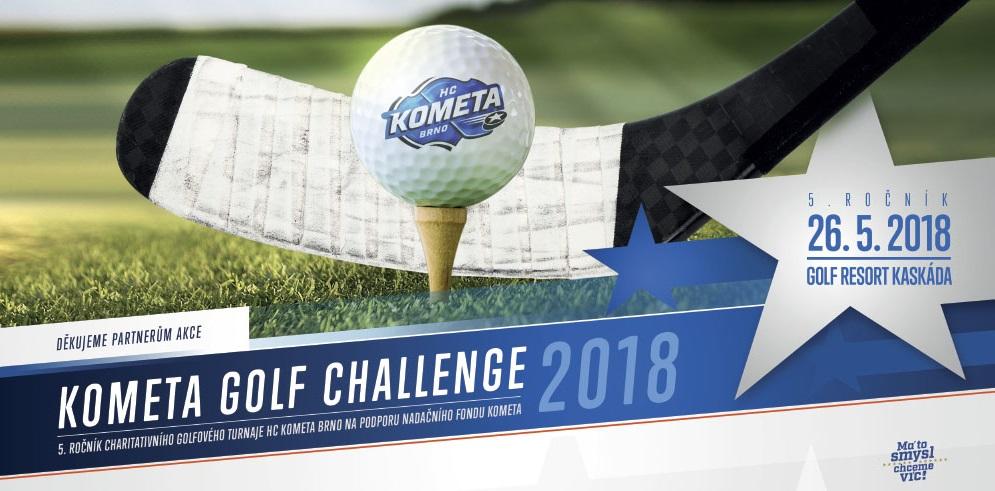 Kometa Golf Challenge 2018